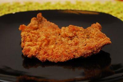 La Piccola Casa: Come preparare la fettina di carne: impanata con erbe aromatiche