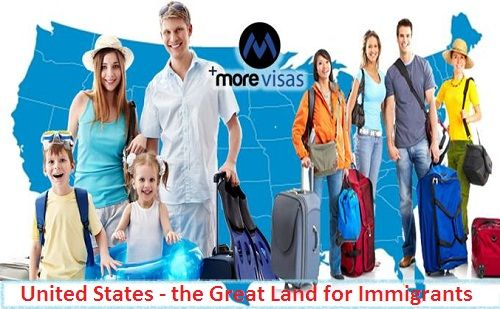 #UnitedStates - the Great Land for #Immigrants. #morevisas     https://www.morevisas.com/usa-immigration/united-states-the-great-land-for-immigrants/