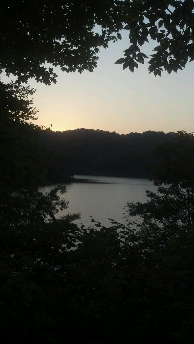 Fish Pond Lake in Letcher County, Kentucky | Letcher