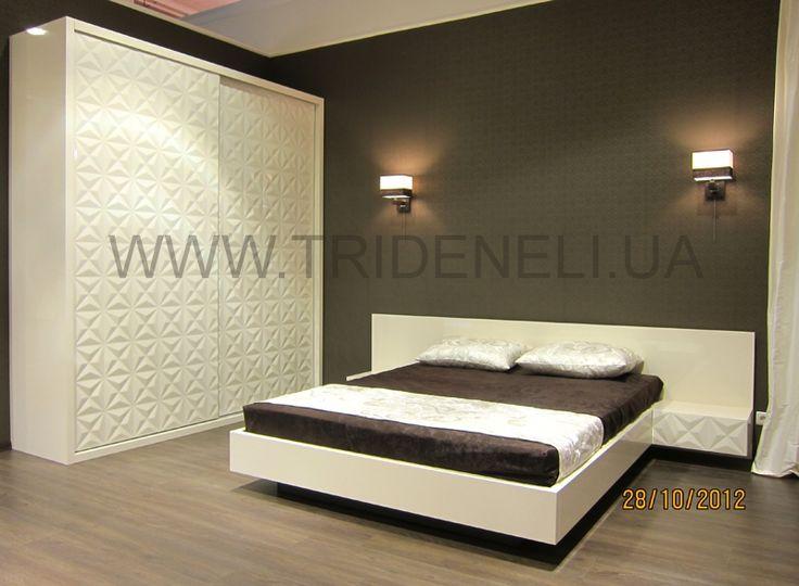 Фото: Стеновые панели, мебельные 3d фасады, декор для стен Trideneli