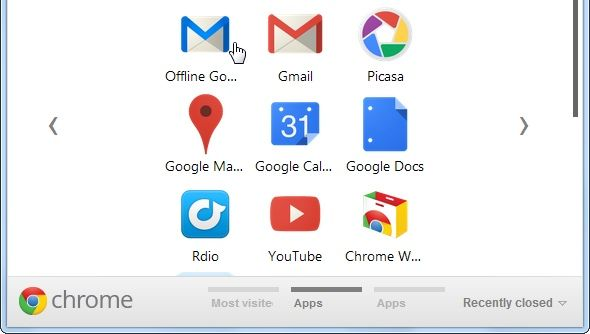 How To Take Gmail Offline With The Offline Google Mail App [Chrome]