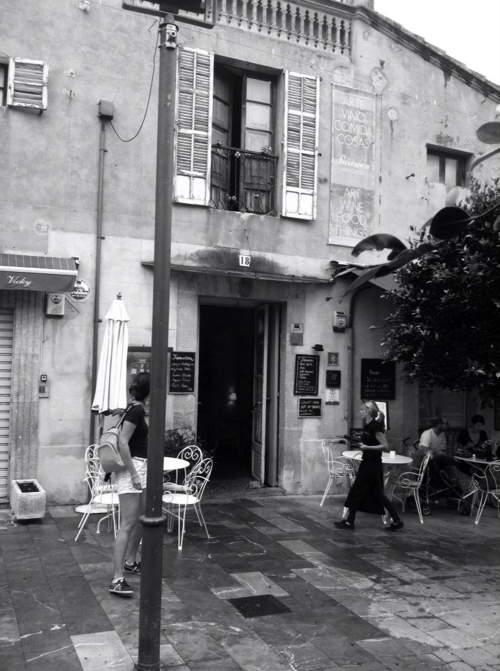 Café Parisien, Arta, Mallorca