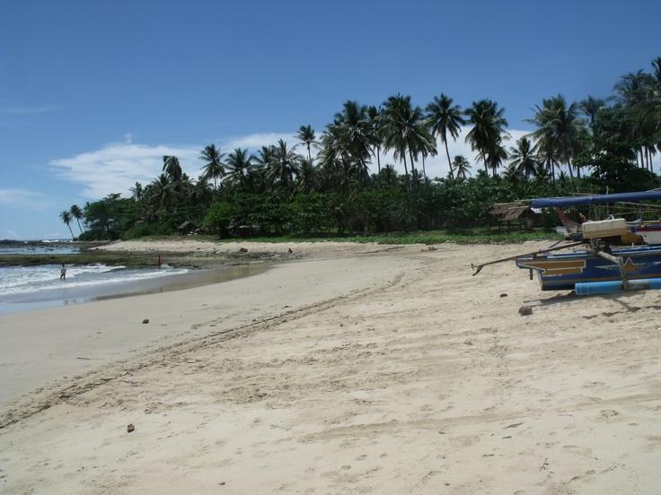 Sawarna Beach