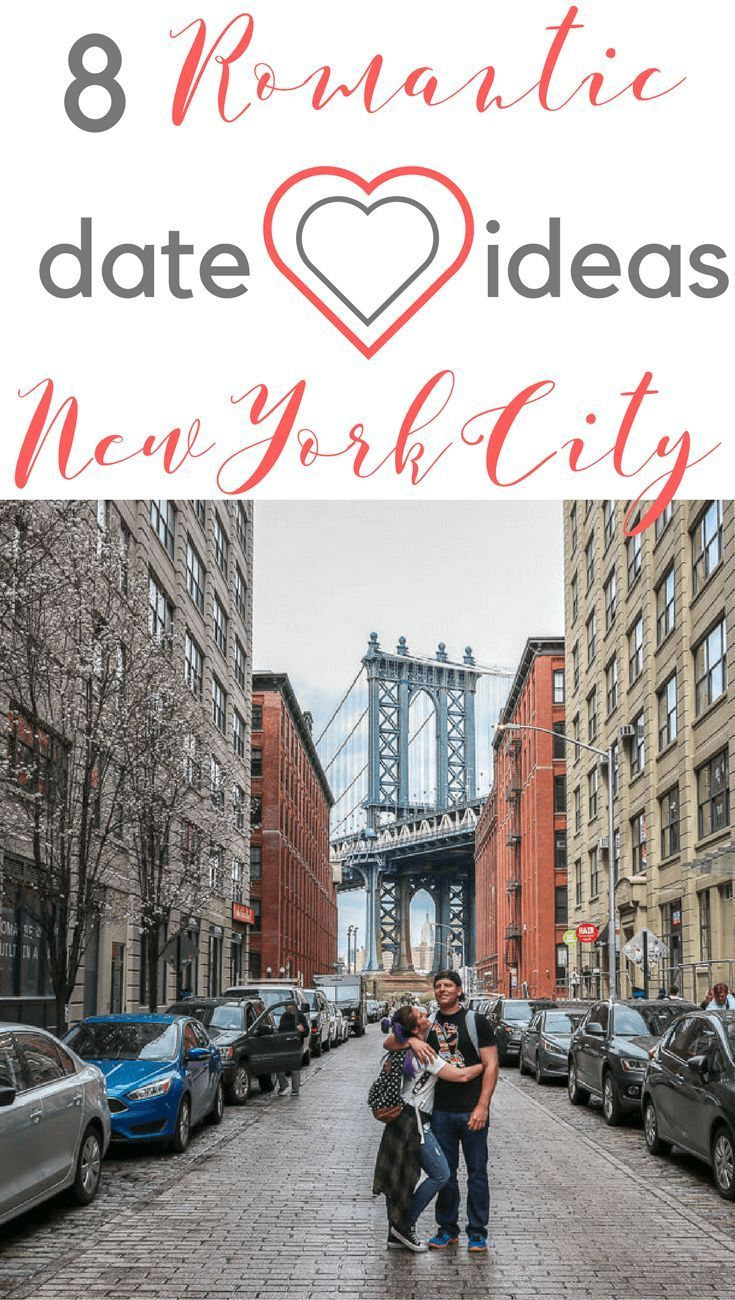 Here are 8 ways to show your date the best time ever in #NewYorkCity (NYC). Perfect for any couple traveling to the big apple. Show each other a good time and these romantic spots. I #couplestravel #datenightideas