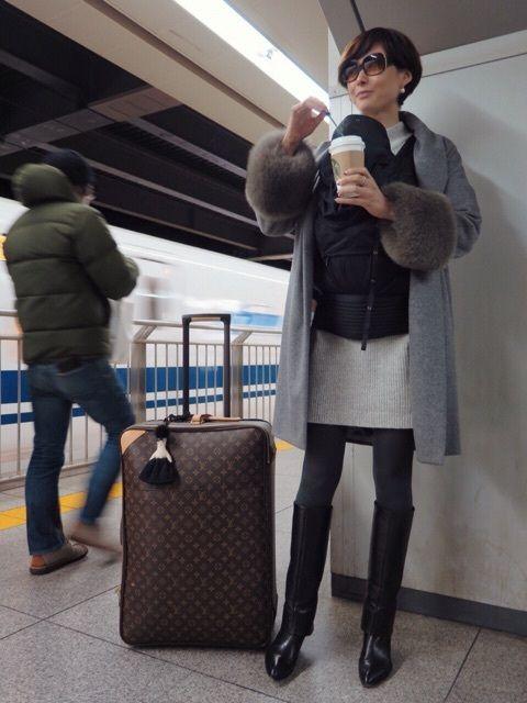 初新幹線꒰✪ૢꇵ✪ૢ꒱ෆ⃛ෆ⃛ೄ の画像|田丸麻紀オフィシャルブログ Powered by Ameba