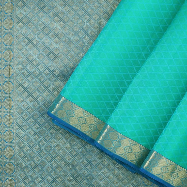 Kanakavalli Kanjivaram Silk Sari 100-01-18376 - Cover View