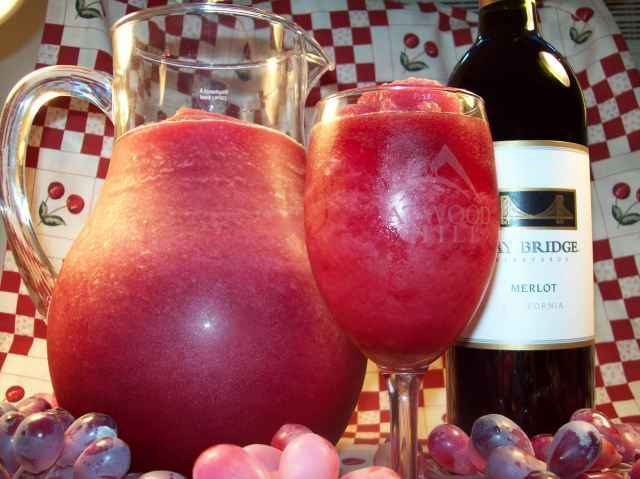 Not Just Another Southern Gal: Vino Slush Mix