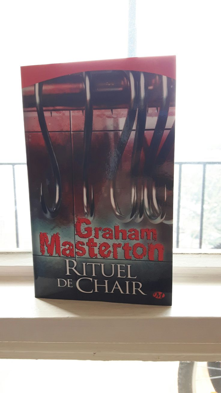 📚Graham Masterton Rituel de chair📚