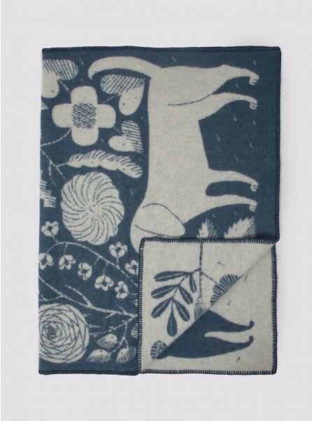 A picture of Koira Ja Kissa Blanket