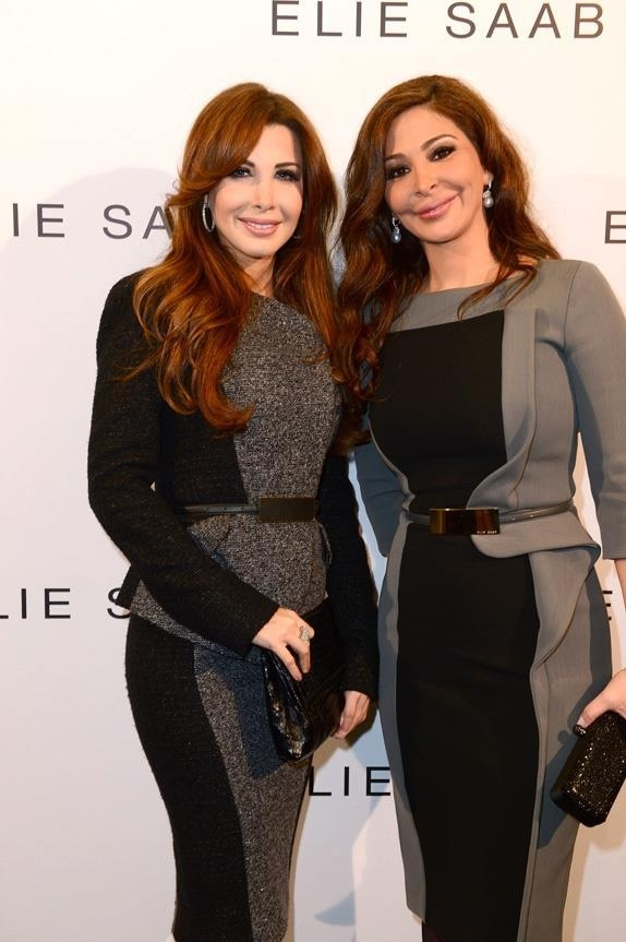 Nancy and Elissa