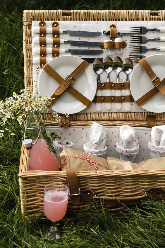 Ideas For A Picnic Basket Gift : Best good eats images on bar counter