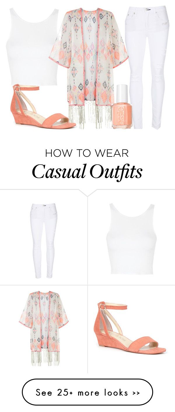 """Casual Day"" by j-n-a on Polyvore"