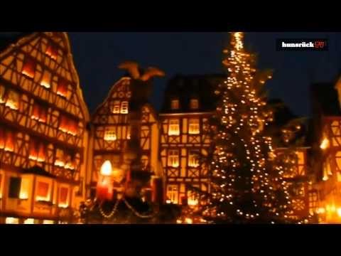 Weihnachtsmarkt Bernkastel-Kues. Christmas Market