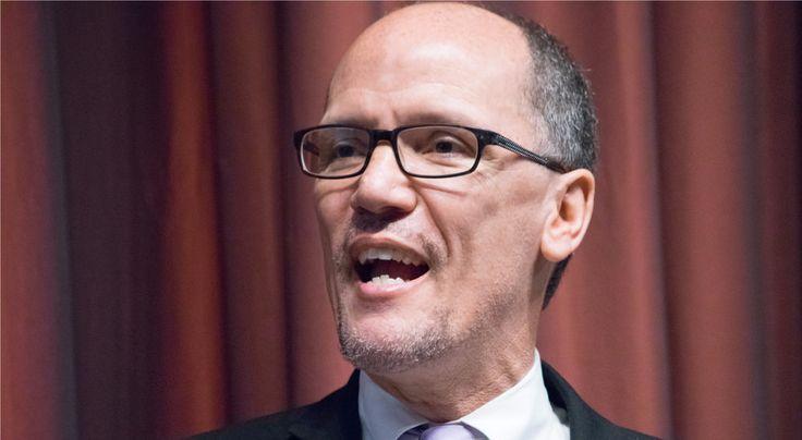 Tom Perez: Unhinged Democrat Lunatic