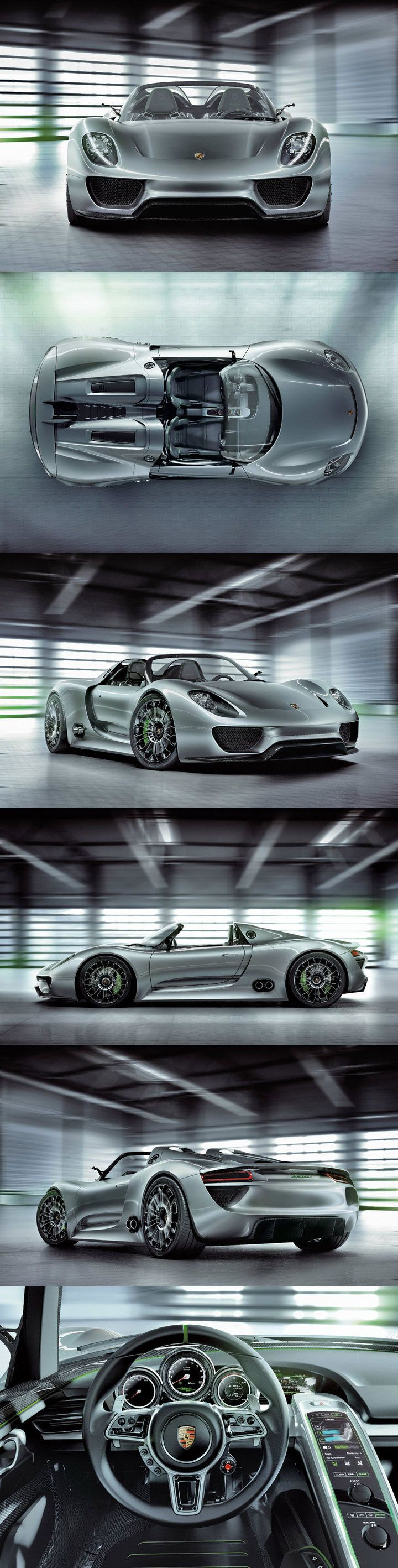 07c8f18fdaf2888db34d3bcefe7f4232--high-tech-geneva Fabulous How Much Does the Porsche 918 Spyder Concept Cost In Real Racing 3 Cars Trend