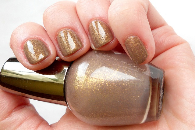 Wibo Glamour Nails #2