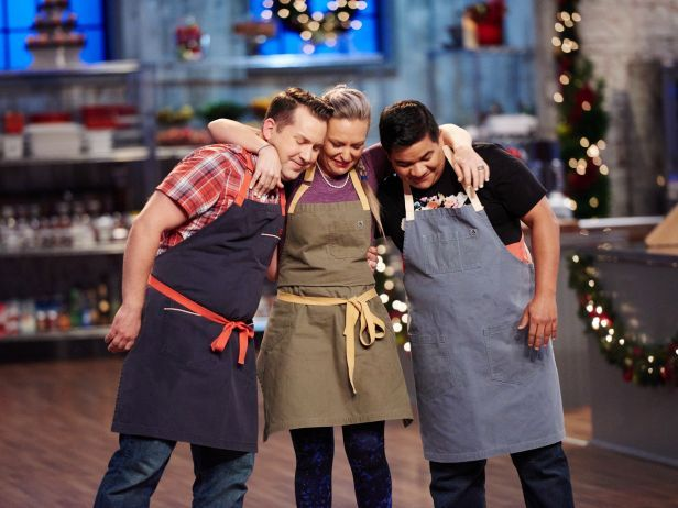 Exclusive Interview with the Winner of Holiday Baking Championship, Season 2
