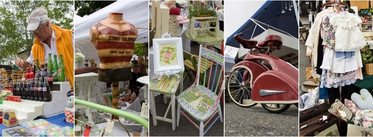 candlestick park flea market - 3rd sunday of the month
