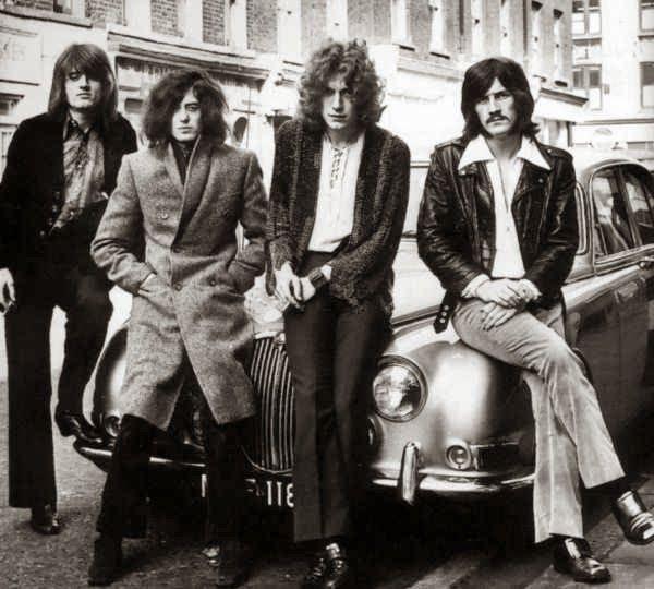 Led Zeppelin... Το θρυλικό Αγγλικό συγκρότημα