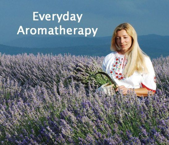 Everyday Aromatherapy is available on Kindle