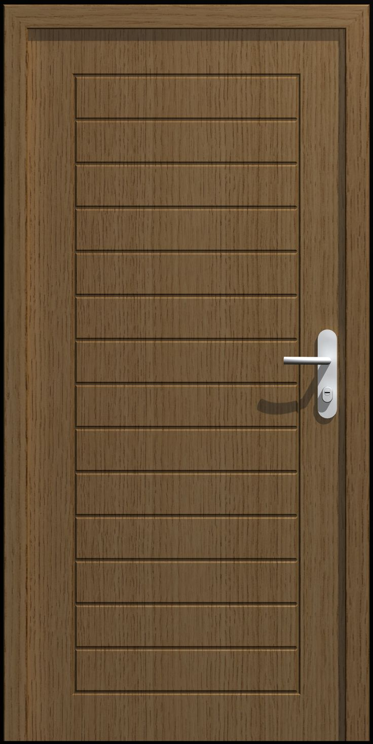 The Dor-Nir Door is designed with a simple free line ...
