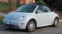 Volkswagen New Beetle - Wikipedia, the free encyclopedia
