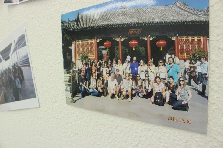 #SEMANAMUNDIALDEACUPUNTURA #VIAGEMACHINA #GRUPODEESTUDOS #FTEEBRAMEC  E neste terceiro dia da Semana Mundial de Acupuntura tivemos a palestra da Viagem a China no grupo de estudos da FTE EBRAMEC com Ellen da Silva !!!  Não perca mais nenhum horário, nem um dia!!! E amanhã teremos mais !!!  E para maiores informações e inscrições ligue: 00xx11 2662-1713 ou mande mensagem para: 0xx11 97504-9170 (whatsapp) ou entre em contato também por email no fabiana@ebramec.com.br