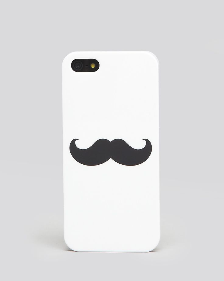 Audiology iPhone 5 Case - Exclusive Mustache | Bloomingdale's