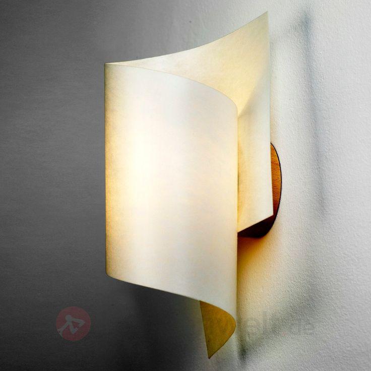 Fresh Bezaubernde Wandleuchte Loop X Hersteller DOMUS Material Lunopal Farbe wei Breite