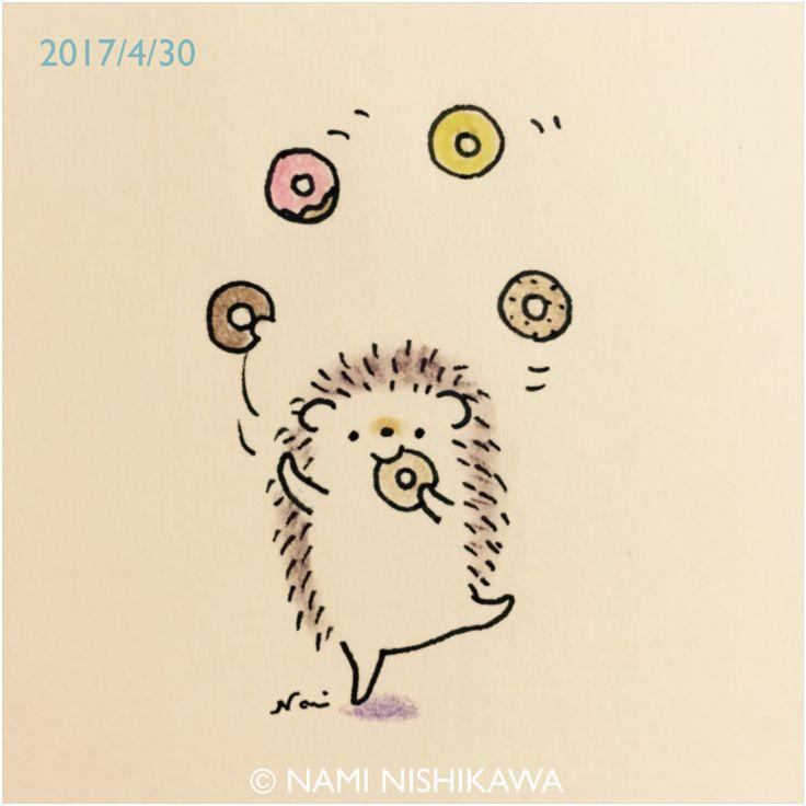 1162 ドーナツ doughnuts