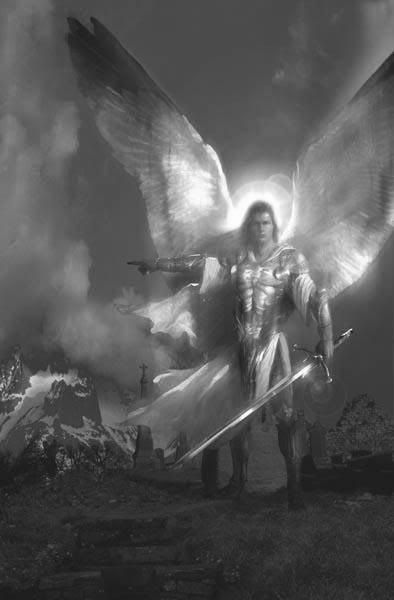 Warrior Male Angel Photo:  This Photo was uploaded by violetfire777.