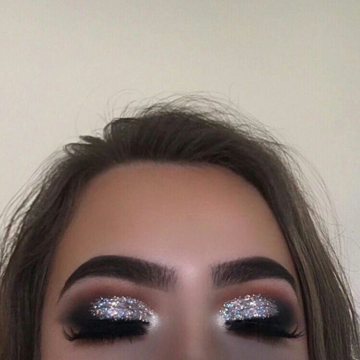 25+ beautiful Glitter eye makeup ideas on Pinterest : Gold ...