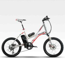Electric bicycles electric bicycle lithium 20-inch electric fans you moped scooter bike