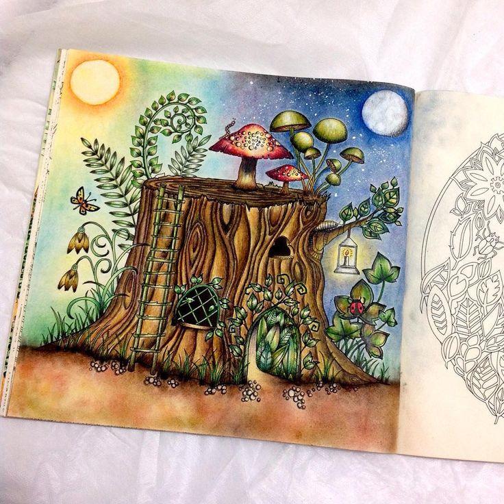 Amazing Enchanted Forest Artwork By Sheyla