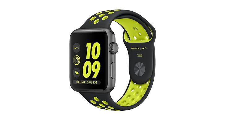 Todas las prestaciones del Apple Watch Series 2, GPS integrado, caja de aluminio, correas exclusivas Nike Sport y esferas de Nike. Compra ahora con envío rápido y gratuito.