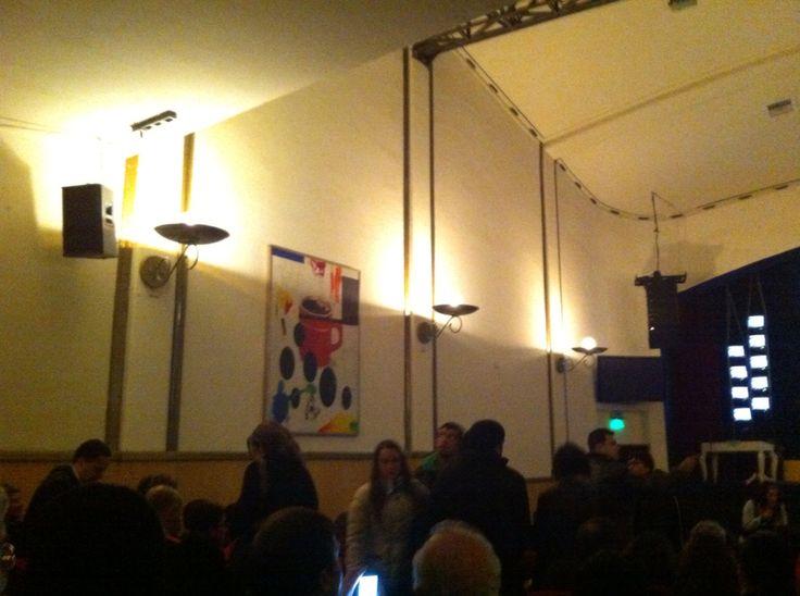 Teatro providencia