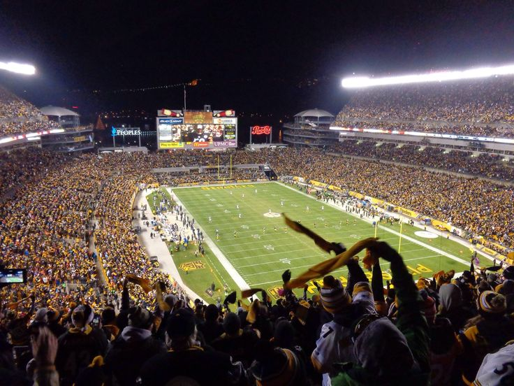 Heinz Field, Pittsburgh
