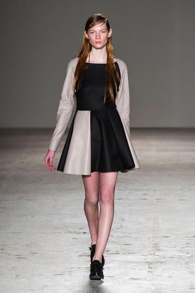 Colori pastello e minimalismo per l'autunno-inverno 2014/2015 / Milano Fashion Week AI14/15 / moda / Home page - Cosmopolitan