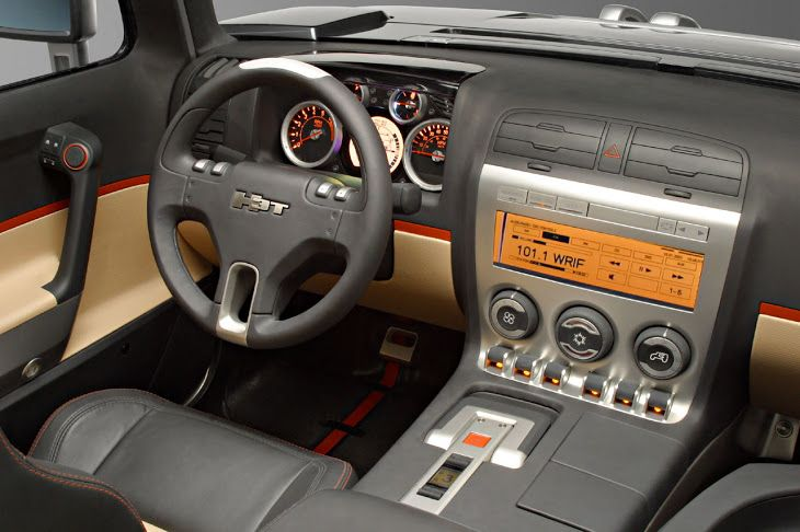 2014 Hummer H4 2014 Hummer H4 Interior – TopIsMagazine
