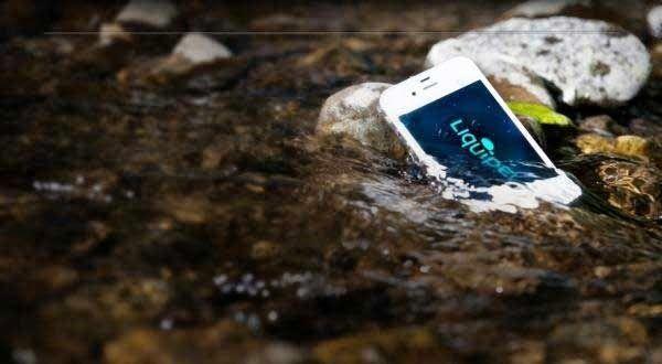 Turbado ES: Haz tu iPhone resisteste al agua con Liquipel