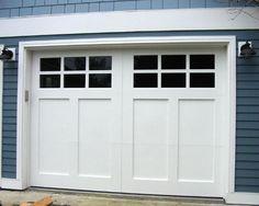 craftsman style garage doors | ... Garage Doors and REAL Carriage House Doors by Vintage Garage Door, LLC