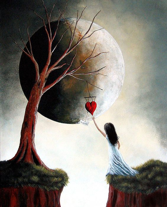 I adore this. I have loved the moon, since I was a little girl.