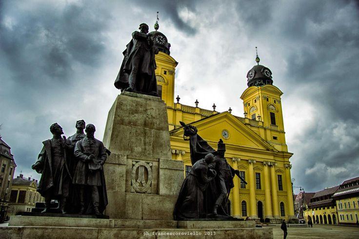 Protestant church, Debrecen.  ph_francescoroviello