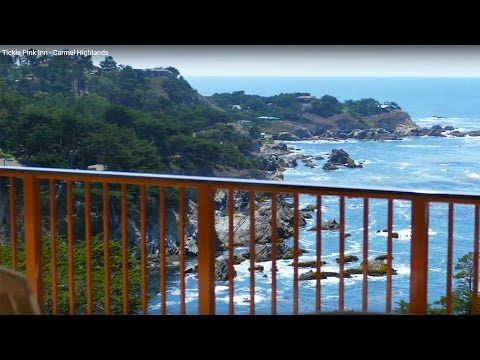 Carmel | Tickle Pink Inn | epic ocean views