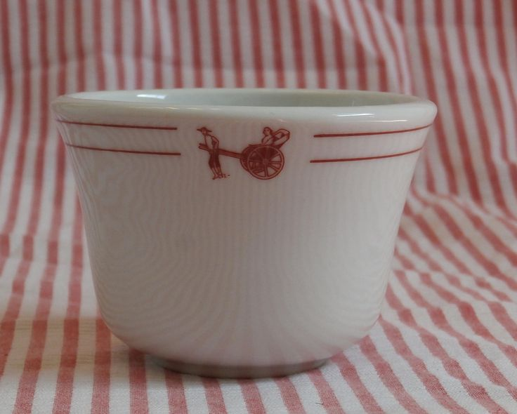 Rickshaw Chinese Restaurant Ware Asian Teacup Vintage TTC China