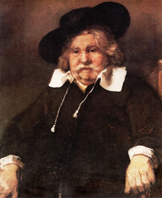 Πορτρέτο ηλικιωμένου (1667)