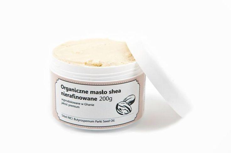 Organiczne masło shea nierafinowane z Ghany; jakość PREMIUM 200 ml opakowanie farmaceutyczne 200 ml | Masła i woski roślinne Kosmetyki dla dzieci \ Ochrona skóry \ Kremy dla dzieci Pomysł na PREZENT | Gaj Oliwny - kosmetyki naturalne, kosmetyki naturalne sklep, alep 40%, mydlarnia kraków, Oleje naturalne, mydła naturalne, olej arganowy kraków.