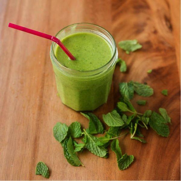 Lauren Conrad green juice recipe