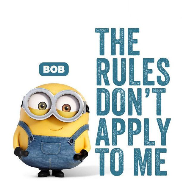 I got Bob! Which Minion Should Be Your BFF? You're more into ~doing your own thing~ rather than following the status quo. Which is why you and Bob are meant to run wild and free like the carefree souls that you truly are.