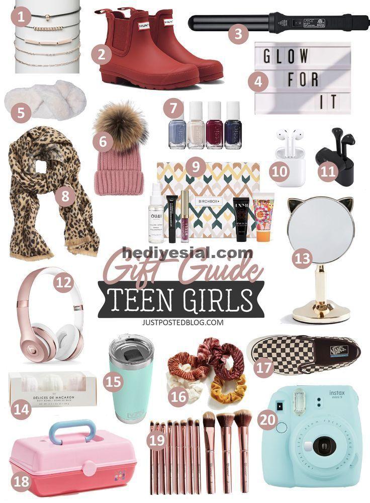 Gift Idea For Teenage Girl 20 Items Perfect For A Christmas Geburtstagsgeschenke Fur Jugendliche Geschenke Fur Teenager Madchen Geburtstagsgeschenke